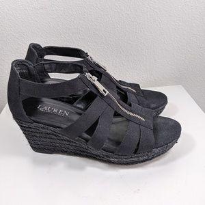 Ralph Lauren Kelcie Sandals 8.5B